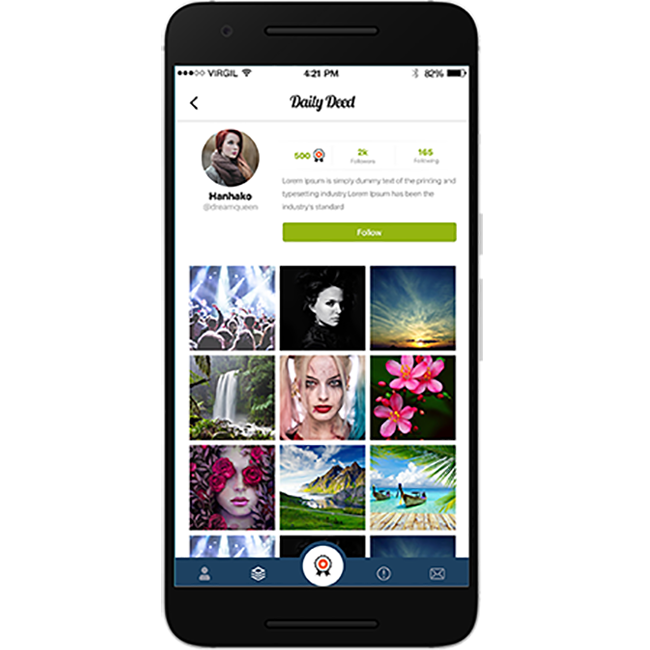 DailyDeed App Android