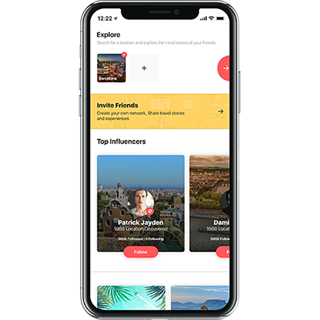 Picture Your Travel App